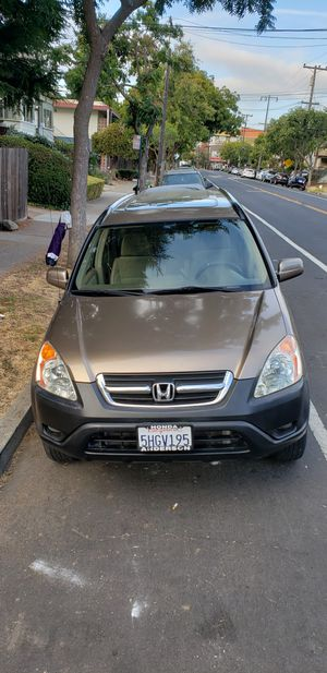 HONDA CRV 2004 for Sale in Oakland, CA