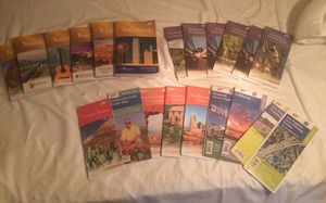 21 U.S. Maps & Tourbooks from AAA w/ Tote Bag for Sale in Durham, NC