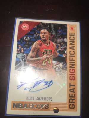 NBA Autograph for Sale in Toledo, OH