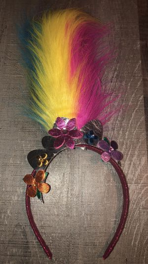 New children's sparkly trolls headband for Sale in Pinellas Park, FL