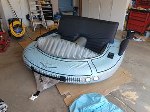 Kidder inflatable towable tube for boating (OBO) for Sale in Wadsworth, OH