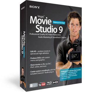 Vegas Movie Studio 9 for Sale in Lakeland, FL