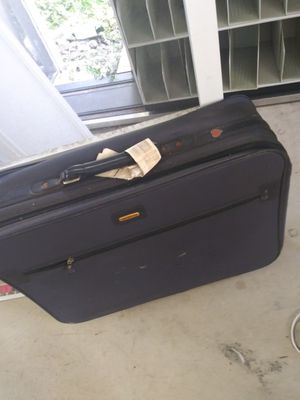 Suitcase with wheels for Sale in Lake Worth, FL