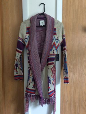 Comfy Fringe Sweater Robe for Sale in Ballston Lake, NY