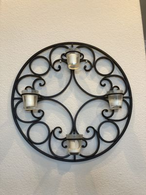 Candle holder, wall art for Sale in Las Vegas, NV