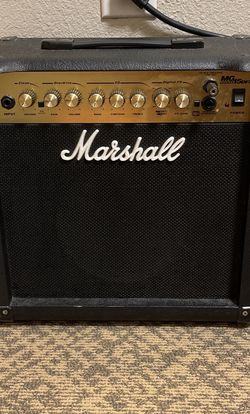 Mashall Amp for Sale in San Angelo,  TX