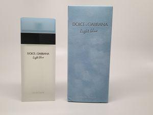 Dolce & Gabbana Light Blue Eau de Toilette 3.3 FL. OZ /100 ML for Sale in Anaheim, CA