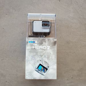 GOPRO Hero 7 White Edition, New In Box for Sale in Conroe, TX