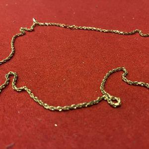 Gold Necklace for Sale in Disputanta, VA