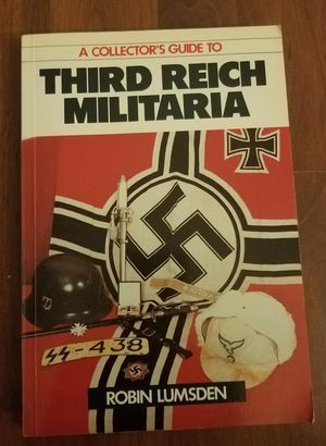 A Collector's Guide to Third Reich Militaria Book for Sale in Sanford, FL