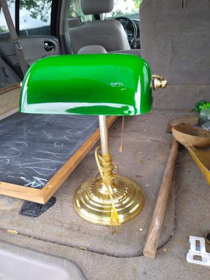 1950s underwriters laboratories lamp for Sale in Knoxville, TN
