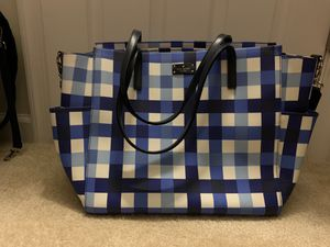 Kate Spade Diaper Bag for Sale in Beltsville, MD