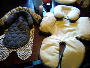 Infant car seat inserts. for Sale in Jacksonville, AR