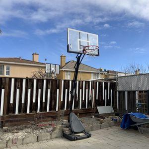 Spalding Basket Ball Hoop for Sale in San Jose, CA