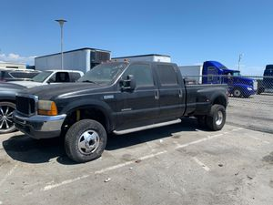 2000 Ford F-350 Crew Cab 4x4 Diesel 7.3 Turbo for Sale in Long Beach, CA