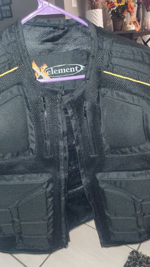 Xelement motorcycle gear vest for Sale in Orlando, FL