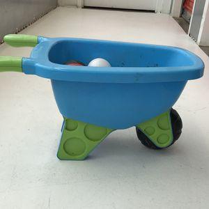 Toddler Size Garden Wheelbarrow for Sale in Manassas, VA