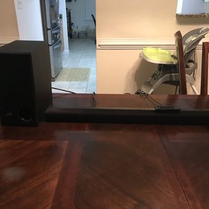 Polk Sound Bar & Subwoofer for Sale in Virginia Beach, VA