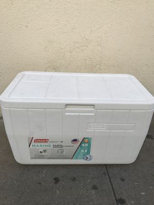 COLEMAN ICE COOLER for Sale in Los Angeles, CA