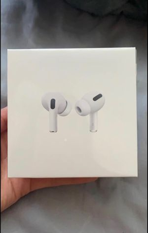 Brand New AirPods Pro never been Used!! for Sale in Altamonte Springs, FL