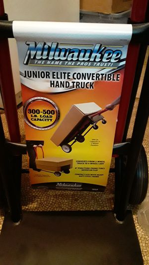 Milwaukee hand truck for Sale in Fort Washington, MD