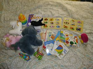 Toys and games assortment for Sale in Austin, TX