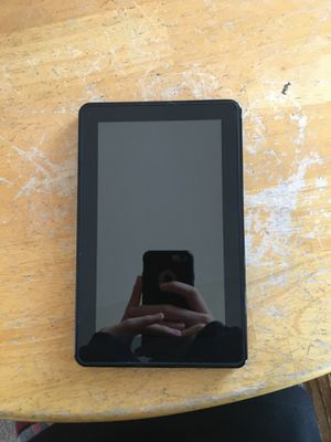 First Edition Kindle Fire. Works like new. Holds charge longer than later editions. for Sale in Snohomish, WA