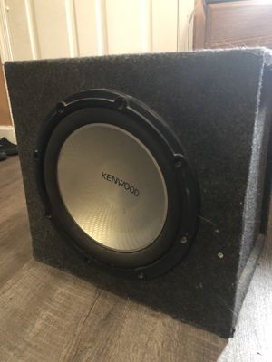 12 inch Kenwood Speaker for Sale in Alexandria, VA