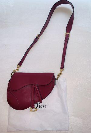 Dior Sanddle bag for Sale in Denver, CO