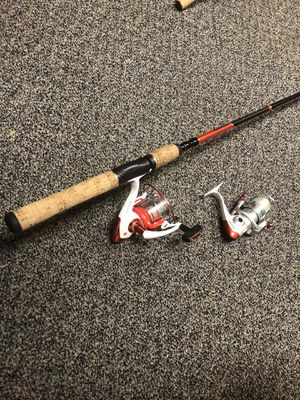 Fishing Rods and Reels Lot for Sale in Wichita, KS