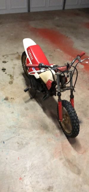 PW 50 for Sale in Fort Worth, TX