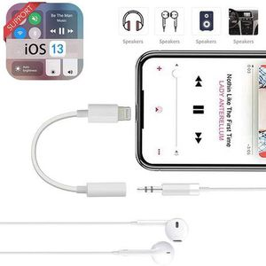 2 Pack Lightning to 3.5 mm Headphone Jack Adapter for iPhone, Apple MFi Certified iPhone 12 Aux AudioDongle Cable Earphones Converter Compatible with for Sale in Pomona, CA