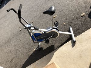 Weslo exercise bike for Sale in Kent, WA