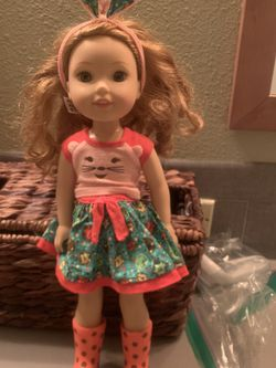 Wellie Wisher Doll for Sale in Beaverton,  OR