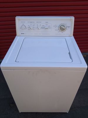 Washer Kenmore 90 days warranty deliver free for Sale in Compton, CA
