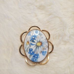 Vintage Floral Brooch for Sale in Yucaipa, CA