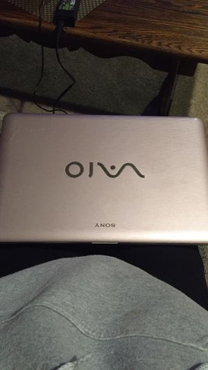 Sony Vaio Laptop with Charger! Windows 7 installed for Sale for sale  Paramus, NJ
