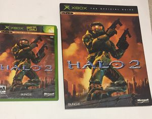 Halo 2 with guide book for Sale in Auburn, WA