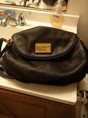 Marc Jacobs black bag authentic for Sale in Alexandria, VA