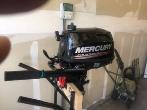Mercury 4hp 2019 4 hours for Sale in Bend, OR
