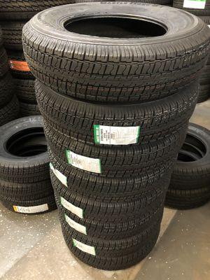 2057515 set of new trailer tires $220 for Sale in Phoenix, AZ