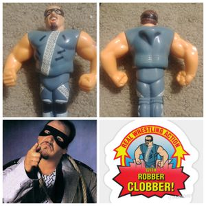 WWF Repo-Man® Hasbro Action Figure for Sale in Los Angeles, CA