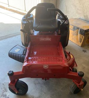 "42"" CRAFTSMAN 22HP BRAND NEW ZERO TURN RIDING MOWER for Sale in Sunnyvale, TX"