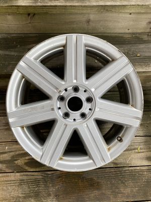 2004 2005 2006 2007 2008 Chrysler Crossfire Front Rim Replacement Spare 18 inch Great Condition!! for Sale in Chicago, IL