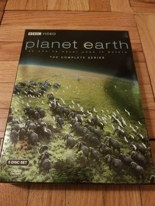 Planet Earth DVD Box Set