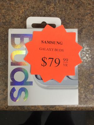 Samsung Earbuds Inventory Code 110364932 for Sale in Sacramento, CA