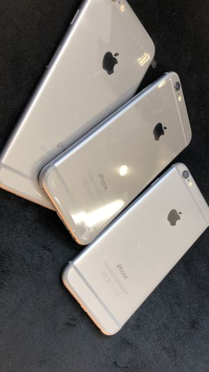 iPhone 6 factory Unlocked for Sale in St. Louis, MO