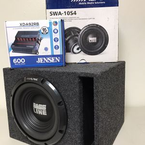 CAR AUDIO SUBWOOFER for Sale in San Diego, CA