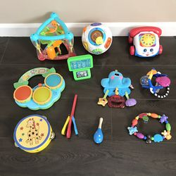 Baby/toddler toys for Sale in Vancouver,  WA