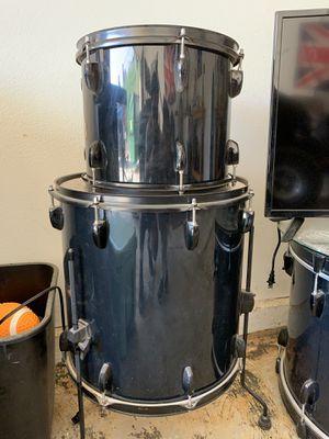 Pearl Export Series floor tom and rack tom for Sale in Riverside, CA